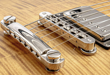 SCHALLER TUNE-O-MATIC BRIDGE