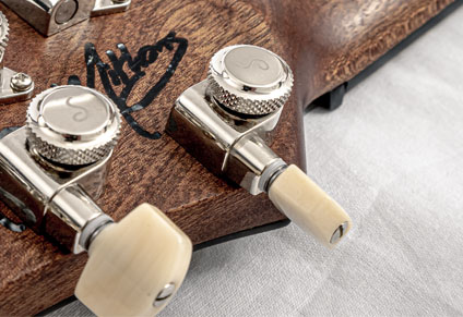 SCHALLER LOCKING TUNERS