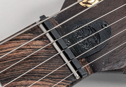 ZERO FRET with GRAPHTEC NUT