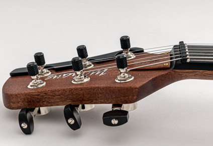 ONLY 10 DEGREES HEADSTOCK ANGLE