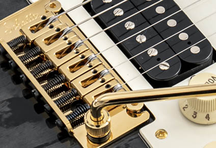 SCHALLER VINTAGE TREMOLO IN GOLD
