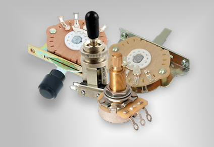 HIGH-END ELECTRONIC PARTS